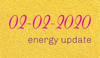 Energy update 02-02-2020