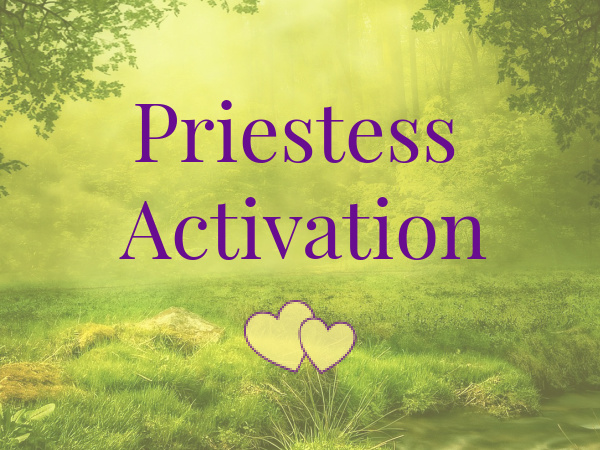 Priestess Activation