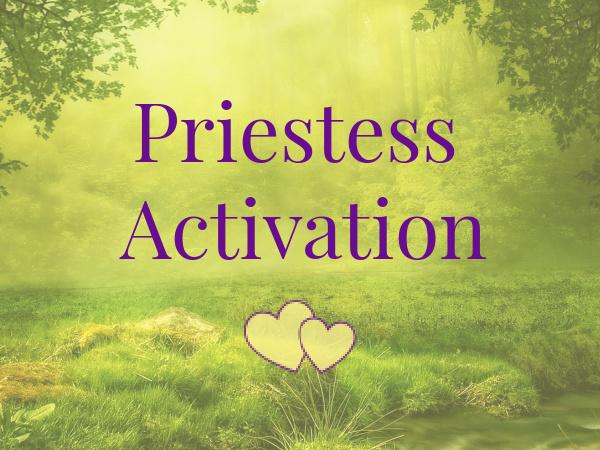 Priestess Activation
